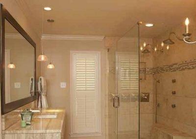 Master Bathroom Remodel: Honneycut