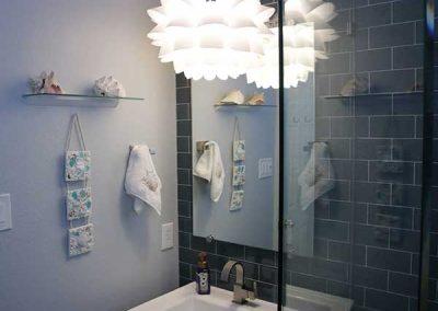 Guest Bathroom Remodel: Tirsun