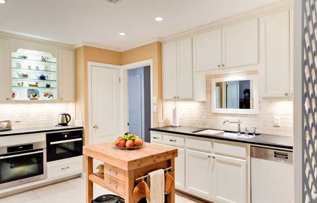 Kitchen Remodel: Hallan