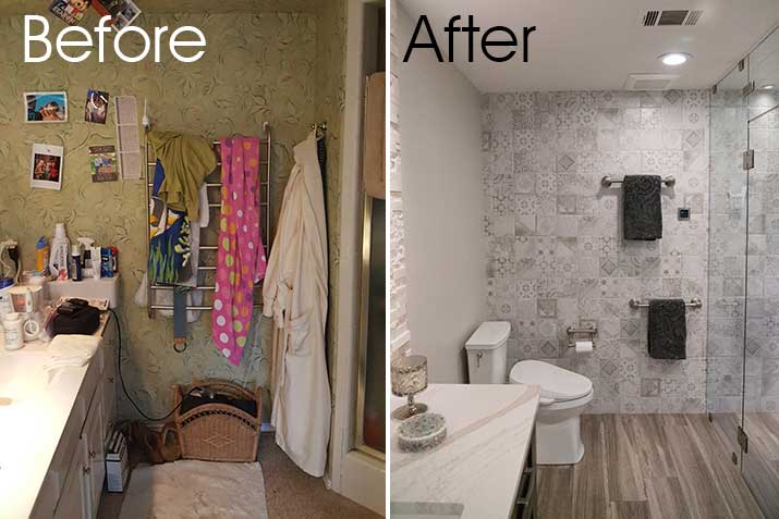 master bathroom remodel fort worth agura