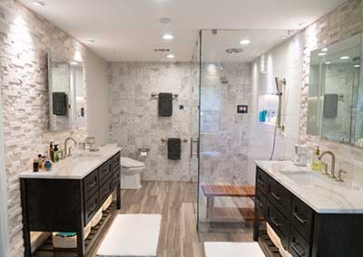 Master Bathroom Remodel: Agura