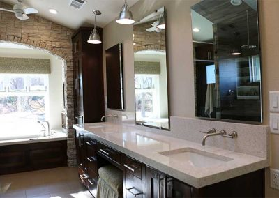 Master Bathroom Remodel: Thomasson