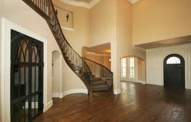 new-home-interior-design fort worth