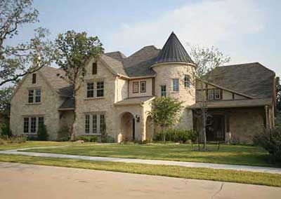 New Home Design: Tappen Shire – Colleyville